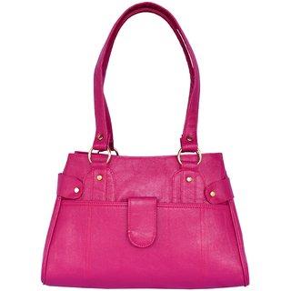 ALL DAY 365 Shoulder Bag  (Pink)(HBD44)