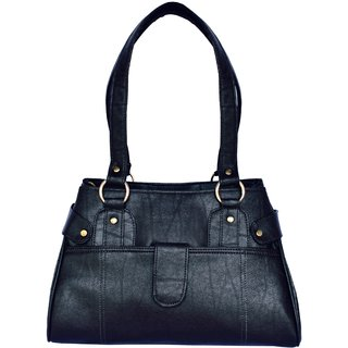 ALL DAY 365 Shoulder Bag  (Black)(HBD45)