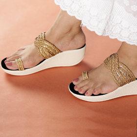 Altek Designer Sandal For Women (foot-1373-copper-p250)