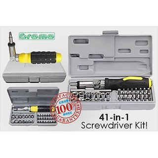 Gromo 41-In-1 Screwdriver Kit