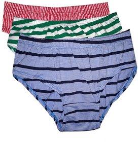 sale (pack of 3) premium check  panty multicolor free size(L-XL)