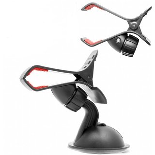 Favourite Deals Car Universal Clip Mobile Holder ( Black )