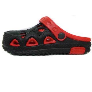 b5dddcfcbe02 Buy Manthan Red Rubber Crocs For Men Online - Get 45% Off
