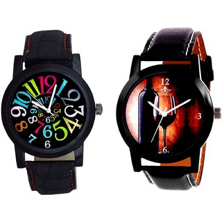 Wine Glass Luxury Style And Spanish Special Colour Digit Quartz Analogue Combo Watch By SCK