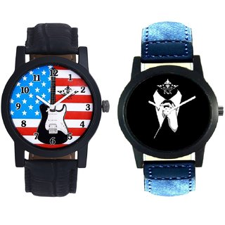 Professional Men And Exclusive USA Design Analogue Men's Combo Wrist Watch By Ram Enterprise
