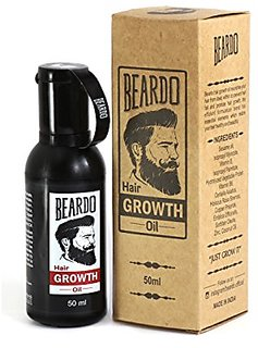 Beardo Hair Growth Oil 50Ml for Men