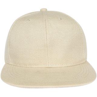 32de6aaa0e0 Buy ILU Men Snapback Cap Hiphop Cap Plain Beige Caps for Man Woman Baseball  Caps for Girls Boys Women Online - Get 71% Off