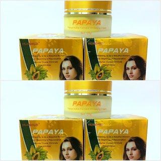 Papaya Active Ferment Whitening Cream Pack of 6