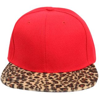 738440336a8 Buy ILU Leopard Cap Caps for Men Women Boys Girls Snapback Caps   Baseball  Cap   Hip-Hop Caps Online - Get 73% Off