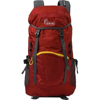 F Gear Hiker 35 liters Rucksack (Brick Red)