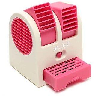 Mini Cooler Portable Desktop Air Conditioner Mini Air Cooler