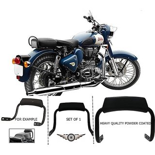BACKREST FOR  RE CLASSIC 350 BLUE