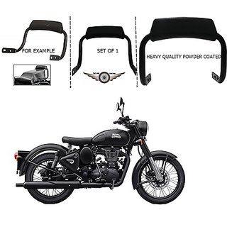 BACKREST FOR  RE CLASSIC STEALTH BLACK 500CC