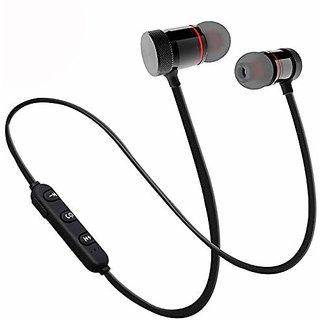 Sports Bluetooth headphones Wireless Headset black
