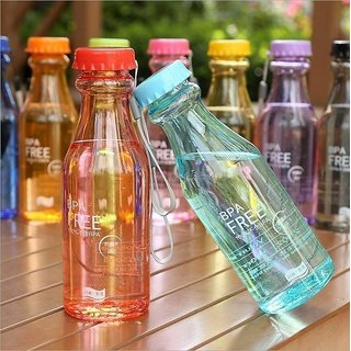 EREIN BPA Free Unbreakable Leak-Proof Portable Water Bottle for Outdoor Sports/Travel/ Running/Cycling/ Camping, 3 Pc,