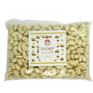 Ivory Cashew Nuts (kaju), 400gm