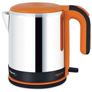 Pigeon Egnite EG-1200 1.2 L Electric Kettle (Orange)