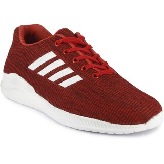 a73b0a703d93 Buy Red Sports shoes for men by Blue Pop Online - Get 44% Off