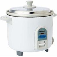 Panasonic SR-WA10 450-Watt Automatic Cooker without Warmer (White)