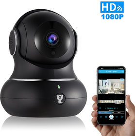 D3D Security Littlelf Wireless IP WiFi CCTV Model No LF P1-t IP PTZ 1080p Camera