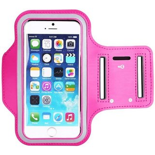 Favourite Deals Ultimate Collection Sports Armband Case Cover (Pink)