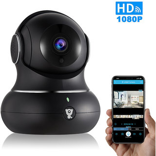 D3D Security Littlelf Wireless IP WiFi CCTV Model No LF P1-t IP PTZ 1080p Camera