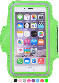 Favourite Deals Running Jogging Sports  Gym Activities Arm Band (Green)