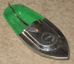 Kuhu Creations Neo Rising Explorer Toy Steam Power Tin Boat, Runs on candle, Fuel flame.