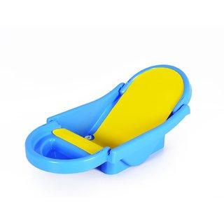 Baby Foldable Bath Tub Blue