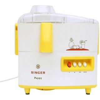 Singer Peppy 500-Watt Juicer Mixer Grinder
