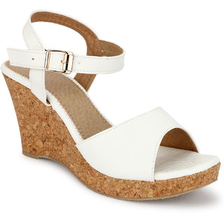 Shofiee Womens Stylish Party Wear  Casual Wear Trendy  WEDGES