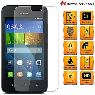 Keralapasanga Mobiles world Tempered Glass Huawei Y336