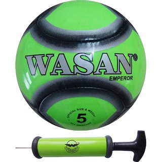 Wasan Football Emperor - Green Free Pump