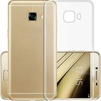 SAMSUNG GALAXY J 7 MAX TRANSPARENT BACK COVER BY VIRAL SALES