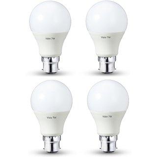 Vizio 7 Watt Premium Quality Led Bulbs (pack of 4) with 1 year warranty