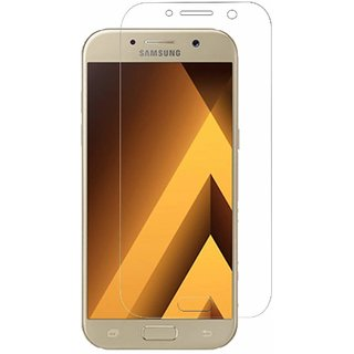 Aashika Mobiles Tempered Glass Samsung Galaxy A5-2017