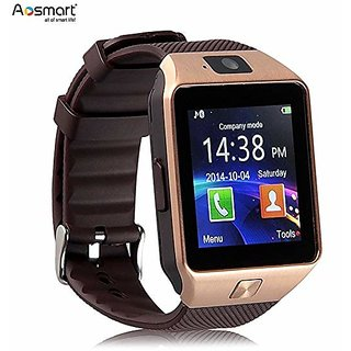 bluetooth Wrist Smart Watch (Watch Smart) Phone With Camera  tf, Sim Card Support - iOS  Android Watch