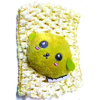 Proplady Pogo Baby Headband, Hair Accessories for Newborns and Baby Girls (Lime)