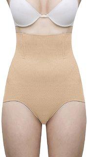 Premium Quality Magic Wire No Rolling Down Tummy Tucker Women's Shapewear Panty Cotton Cloth
