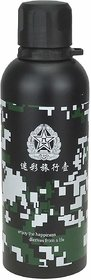 AVMART Military Army Look Stainless Steel 500 ml Bottle