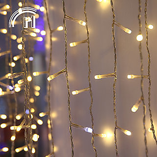Pack of 9 Diwali Decorative String Rice light ( Approx 5 Mtr each ) Assorted colour