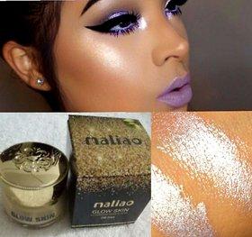 Maliao skin glow liquid base Illuminator silver
