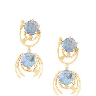 TARUSA Brass Fashionable Drop Earring  For Women