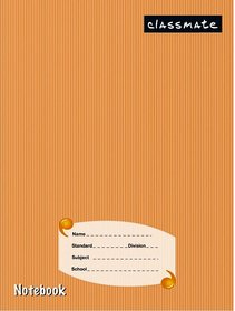 Classmate A4 notebooks (pack of 5)