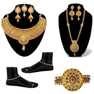 Meia Bridal Jewellery Combo-1002329