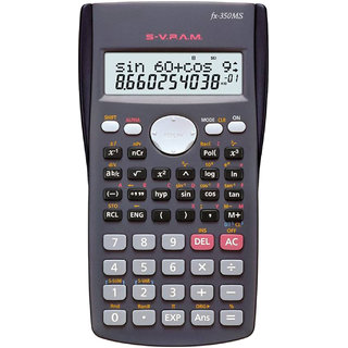 Slr fashion Sold Scientific Calculator FX -82MS Black