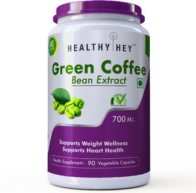 Healthyhey Nutrition Green Coffee Bean Extract With Ant