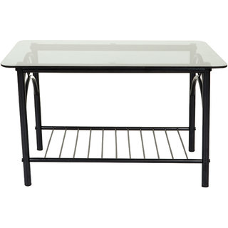 Swastik Furniture -  Glass Top Centre Table