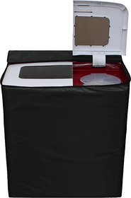 Semi Automatic Washing Machine waterproof Cover (Brown Color).