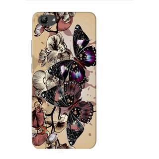 PREMIUM STUFF PRINTED BACK CASE COVER FOR INFOCUS BINGO 50 PLUS DESIGN 8602